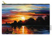 Life Memories Carry-all Pouch by Leonid Afremov