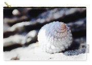 Life Of A Shell In Eleuthera Carry-all Pouch