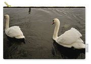 Life Of Swans. Carry-all Pouch