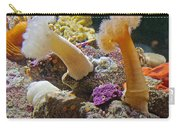 Life Under The Sea In Monterey Aquarium-california Carry-all Pouch