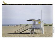 Lifeguard Station At Skegness Carry-all Pouch