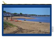 Life's A Beach In Provincetown Cape Cod Carry-all Pouch
