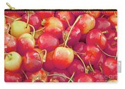 Life's A Bowl Of Cherries Carry-all Pouch