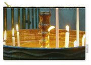 Light A Candle Carry-all Pouch
