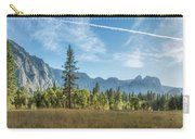 Light Across The Valley Carry-all Pouch