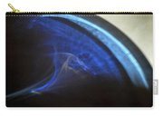 ''light And Blue Disc No.105'', Thu--17sep2015 Carry-all Pouch
