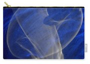 Light And Blue Disc No.106, Thu--17sep2015 Carry-all Pouch