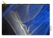 ''light And Blue Disc No.107'', Thu--17sep2015 Carry-all Pouch