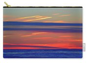 Light And Dark Clouds  Carry-all Pouch