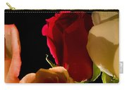 Light And Roses Carry-all Pouch