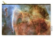 Light And Shadow In The Carina Nebula Carry-all Pouch