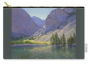 Light At Parker Lake Carry-all Pouch
