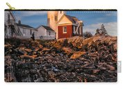 Light At Pemaquid Point Carry-all Pouch