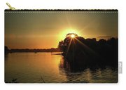 Light Break Through At Sundown Carry-all Pouch