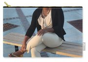 Light Brown 3 Carry-all Pouch