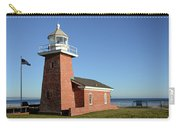Light House At Santa Cruz Carry-all Pouch