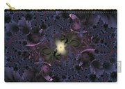 Light In The Fractal Night Carry-all Pouch