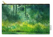 Light N Greens Carry-all Pouch