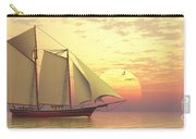 Light Of The Sun Carry-all Pouch