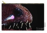 Light Organ Of Threadfin Dragonfish Carry-all Pouch