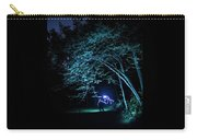 Light Painted Arched Tree  Carry-all Pouch