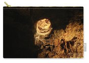Light Peeks Through - Cave Carry-all Pouch