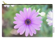 Light Purple Gazania Macro 1  Carry-all Pouch