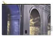 Light Splattered Arches Carry-all Pouch