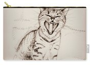 Light Sweet Cat Carry-all Pouch
