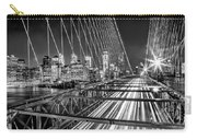 Light Trails Of Manhattan Carry-all Pouch