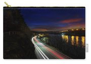 Light Trails On Highway 99 Carry-all Pouch