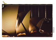 Light Up Sail Of Opera House  Carry-all Pouch