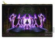 Light Wave Grafitti Carry-all Pouch