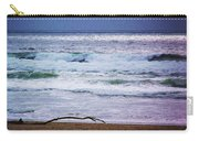 Light Waves To Sand Carry-all Pouch