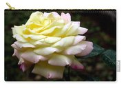 Light Yellow Rose 2 Carry-all Pouch