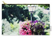 Lighted Flowers Carry-all Pouch