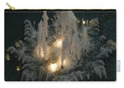 Lighted Fountain Carry-all Pouch