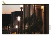 Lighted Walkway Carry-all Pouch