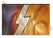 Lightening Bolt Abstract Carry-all Pouch
