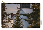 Lighthouse At Bass Harbor Carry-all Pouch