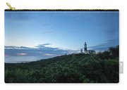 Lighthouse At Blue Hour Carry-all Pouch