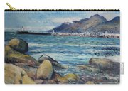 Lighthouse At Kalk Bay Cape Town South Africa 2016 Carry-all Pouch
