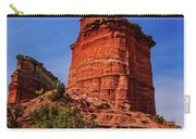 Lighthouse At Palo Duro Canyon Carry-all Pouch
