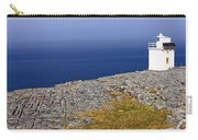 Lighthouse Cliff Carry-all Pouch