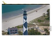 Lighthouse From Above Carry-all Pouch
