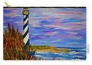 Lighthouse- Impressionism- The Coast Carry-all Pouch