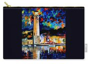 Lighthouse In Crete Carry-all Pouch