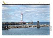 Lighthouse In Michigan Carry-all Pouch
