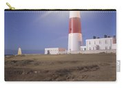 Lighthouse In Portland Bill Carry-all Pouch