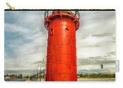 Lighthouse In South Haven Carry-all Pouch